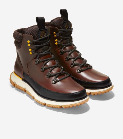 Zapatos de tendencia otoño/invierno estilo montaña de la marca ColeHaan para hombre